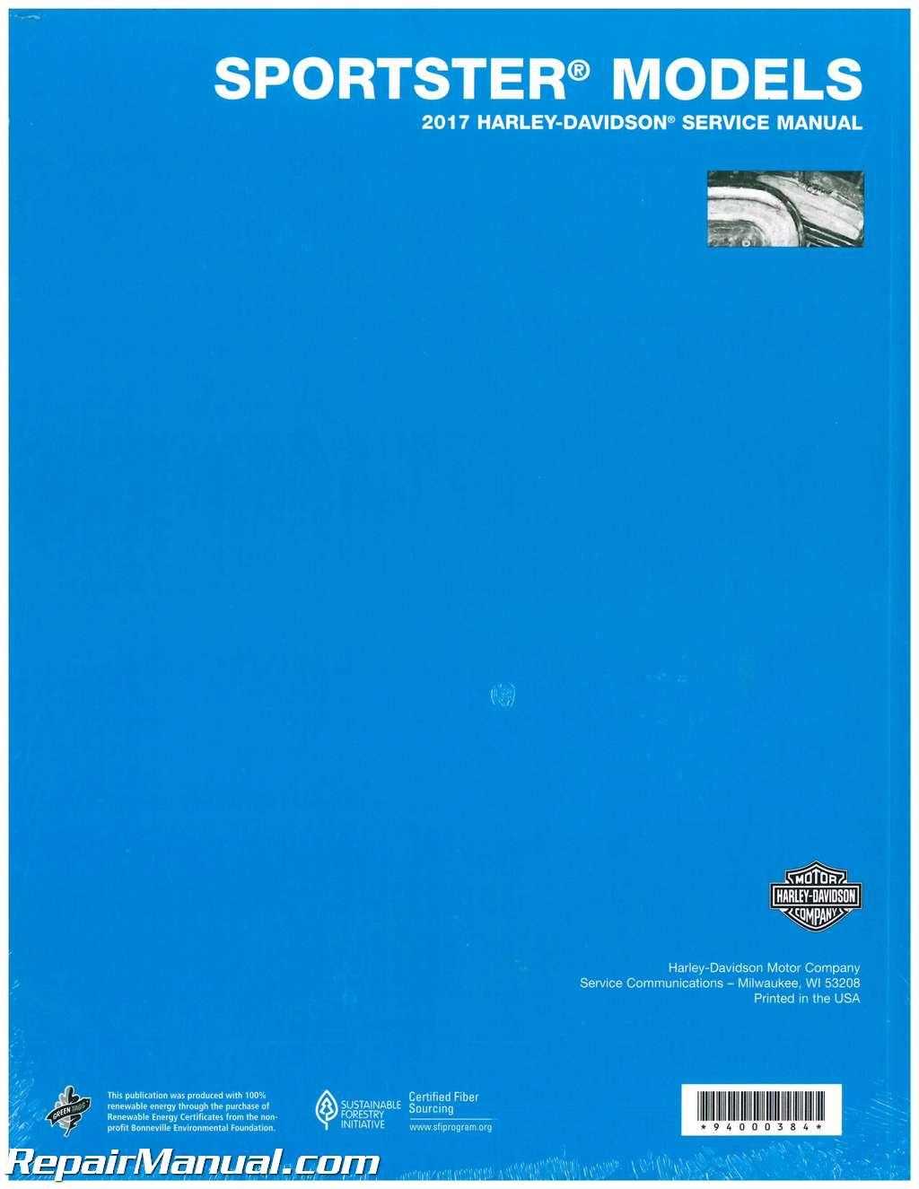 2017 harley davidson sportster motorcycle service manual rh repairmanual com Haynes Repair Manual 1987 Dodge Ram 100 Haynes Repair Manual Online View