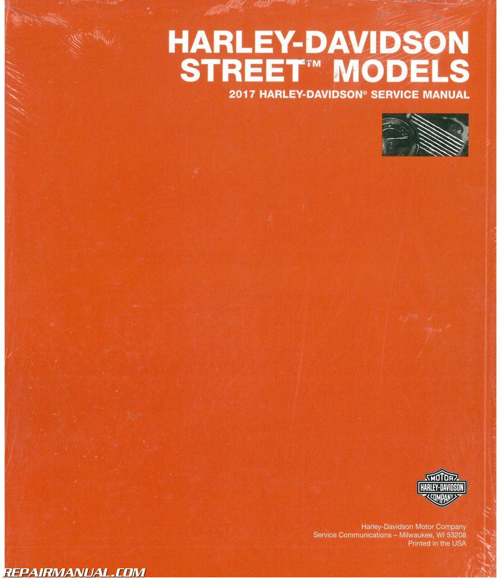 2002 harley-davidson service manual sportster models part no.