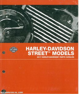 2017 Harley Davidson XG500 XG750 Street Rod Street Motorcycle Parts Manual_007