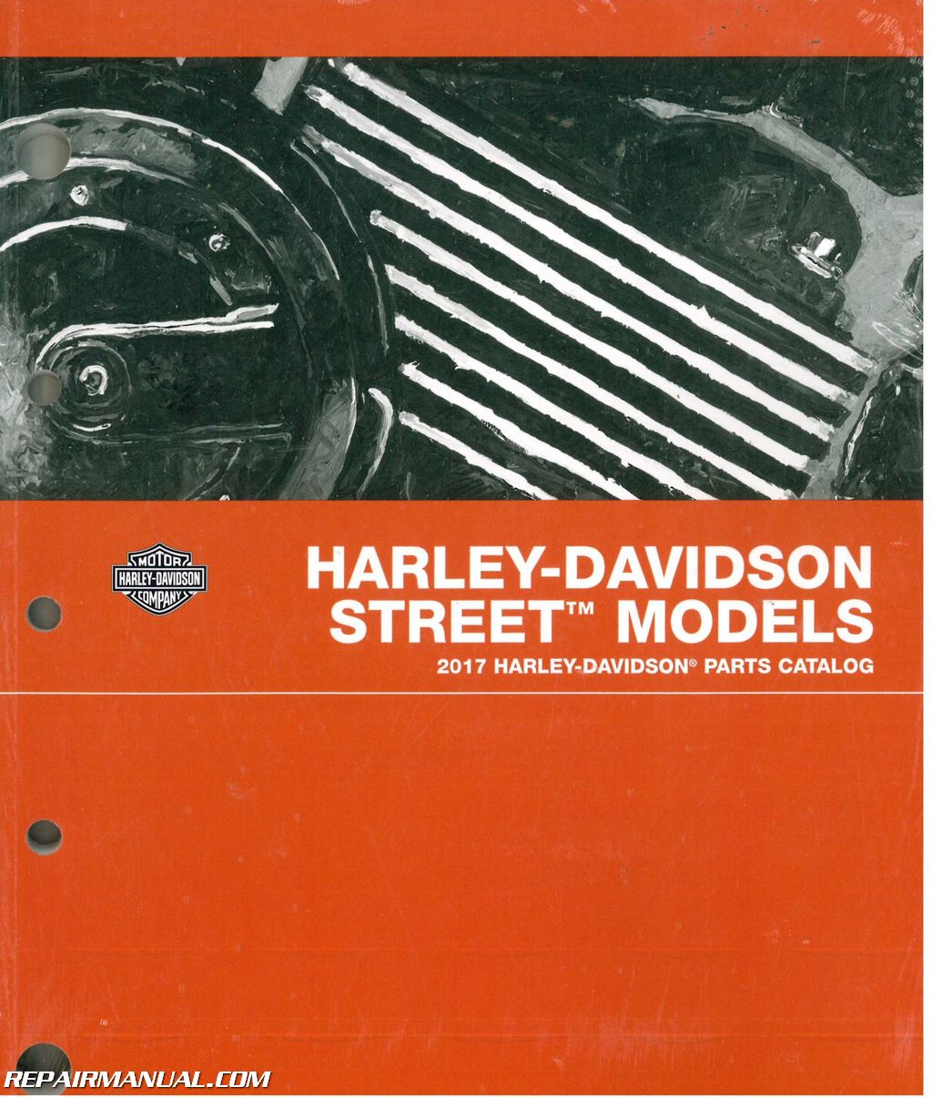 Harley Davidson Xg750 >> 2017 Harley Davidson XG500 XG750 Street Rod Street Motorcycle Parts Manual