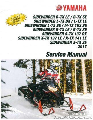 yamaha phazer phazer ii pz480 snowmobile full service repair manual 1990 1998