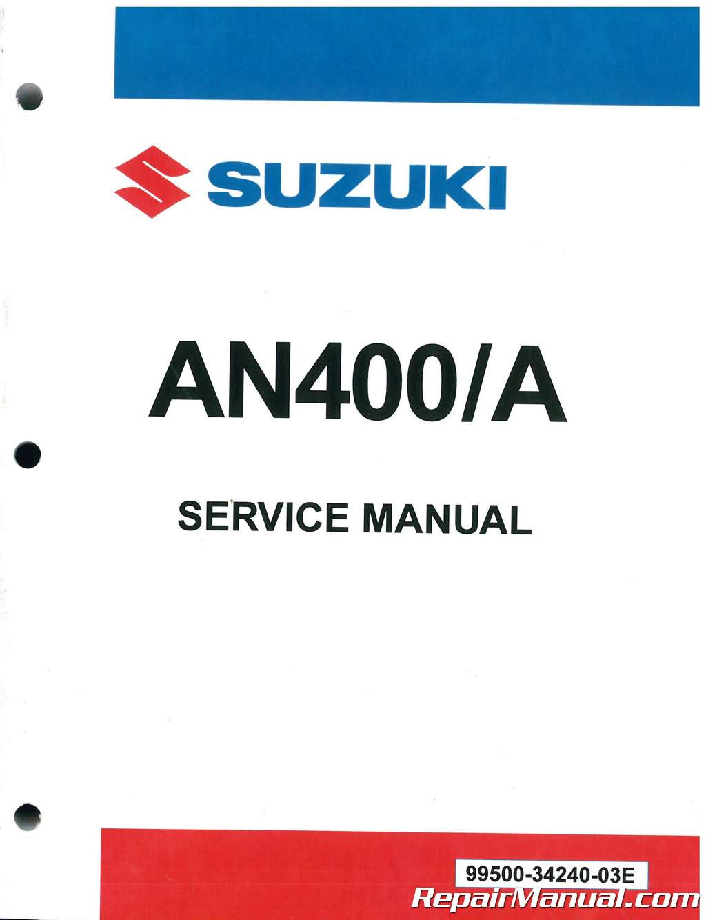 2018 suzuki an400 burgman scooter service manual rh repairmanual com suzuki burgman an 400 service manual suzuki burgman an 400 service manual