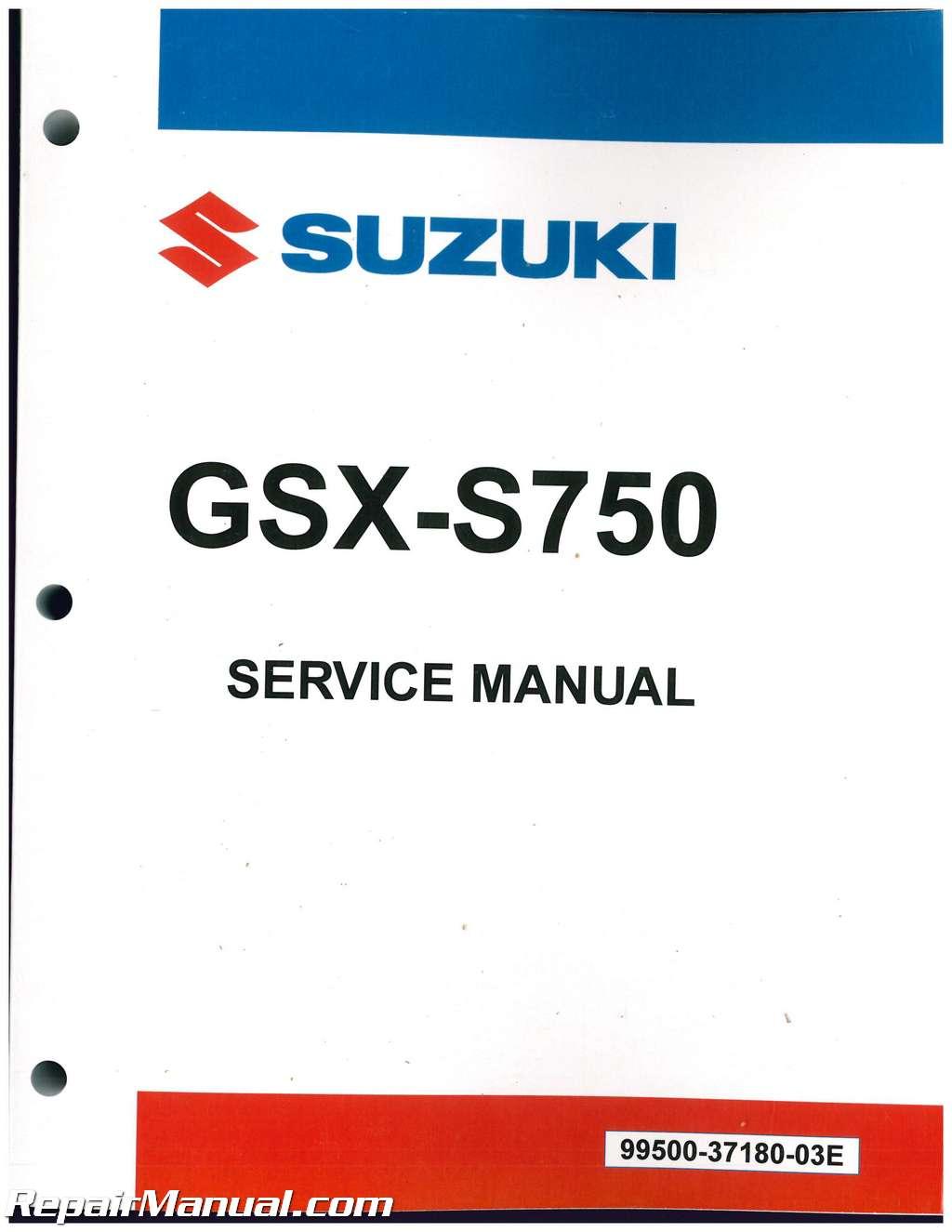 2018 suzuki gsx s750 motorcycle repair manual. Black Bedroom Furniture Sets. Home Design Ideas