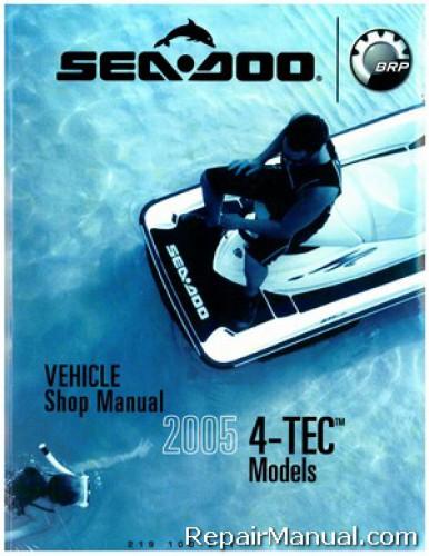 2003 seadoo gtx 4 tec supercharged service manual