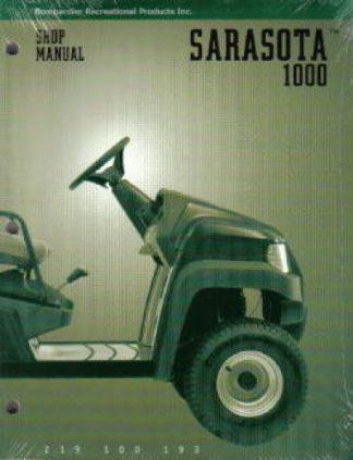 Official 2005 Bombardier Sarasota Factory Service Manual