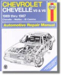 Haynes Chevelle Malibu and El Camino 1969-1987 Auto Repair Manual