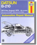 Haynes Datsun B-210 1973-1978 Auto Repair Manual