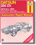 Haynes Datsun 280 ZX 1979-1983 Auto Repair Manual