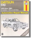 Haynes Datsun 510 1978-1981 Auto Repair Manual