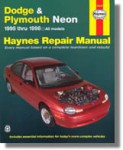 Haynes Dodge Plymouth Neon 1995-1999 Auto Repair Manual