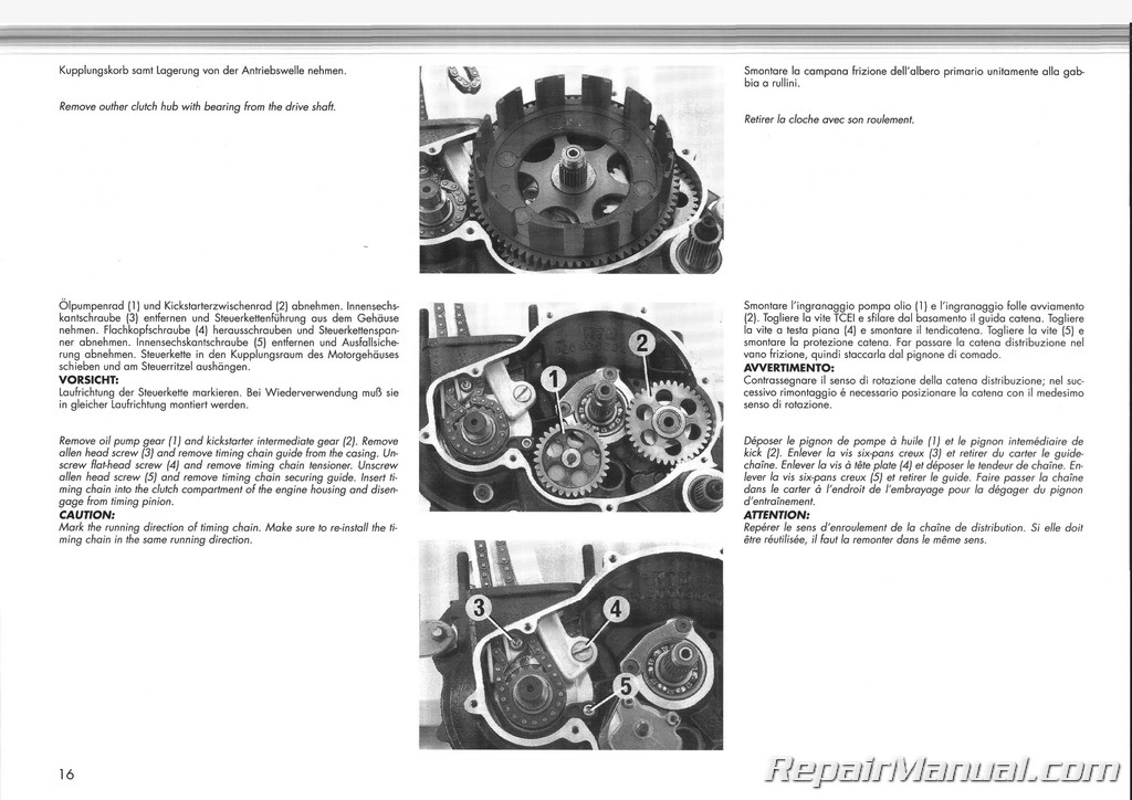 ktm manual 1991