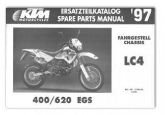 1989 ktm 240 250 mx enduro motorcycle parts manual. Black Bedroom Furniture Sets. Home Design Ideas