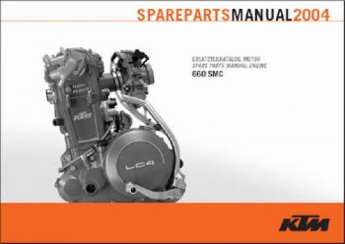 2004 ktm 660 smc engine spare parts manual. Black Bedroom Furniture Sets. Home Design Ideas