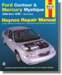 Haynes Ford Contour Mercury Mystique 1995-2000 Auto Repair Manual