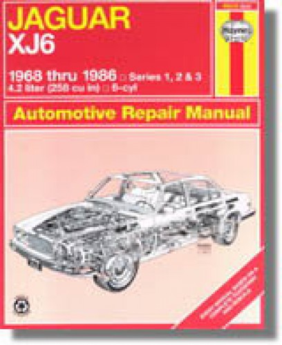 jaguar s type haynes manual