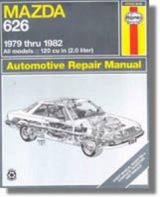 Haynes Mazda 626 1979-1982 Auto Repair Manual