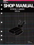 Official Honda HS522 Snowblower Factory Shop Manual