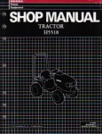 Official Honda H5518 Lawn Tractor Shop Manual