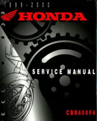1994 Honda RVF750R RC45 Motorcycle Service Manual