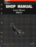 Official Honda HRS21 Lawn Mower Shop Manual