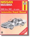 Haynes Maxima 1985-1991 Auto Repair Manual