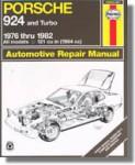 Haynes Porsche 924 1976-1982 Auto Repair Manual