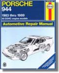 Haynes Porsche 944 1983-1989 Auto Repair Manual