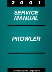Plymouth Prowler Service Manual 2001