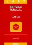 Eagle Talon Service Manual 1997
