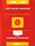 Jeep Grand Cherokee Body Diagnostic Procedures 1996-1997
