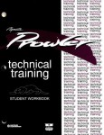 Plymouth Prowler Technical Training Student Workbook Manual 1997