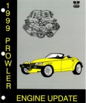 Plymouth Prowler Engine Update Manual 1999 Used