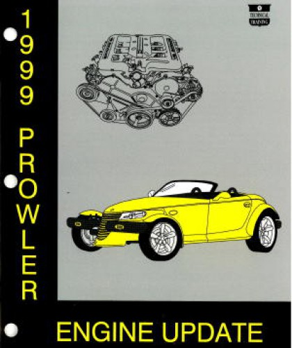 1997 Plymouth Prowler Camshaft: Plymouth Prowler Engine Update Manual 1999 Used