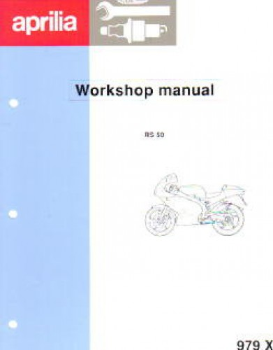 Official Aprilia RS50 Chassis Electrical Service Manual