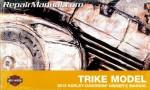 Official 2013 Harley Davidson Trike Models Owners Manual