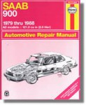 Haynes SAAB 900 1979-1988 Auto Repair Manual