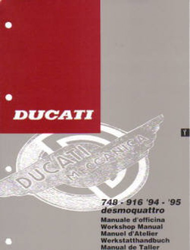 1994 1995 ducati 748 916 service manual. Black Bedroom Furniture Sets. Home Design Ideas