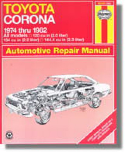 Haynes Toyota Corona 1974