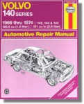 Haynes Volvo 140 Series 1966-1974 Auto Repair Manual