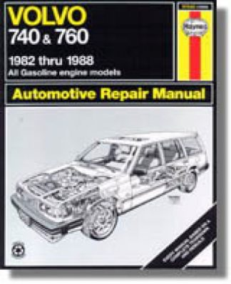 Haynes Toyota 740 760 1982-1988 Auto Repair Manual