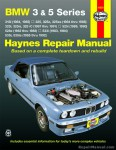 Haynes BMW 3 5 Series 1982-1992 Auto Repair Manual