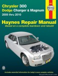 Haynes Chrysler 300 and Dodge Charger & Magnum 2005-2010 Auto Repair Manual