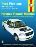 2004-2012 Ford Full-Size F-150 Pickups 2WD 4WD Repair Manual