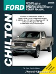 Chilton Ford Ford Pick-Ups 1997-2003 Ford Expedition and Lincoln Navigator 1997-2012 Repair Manual