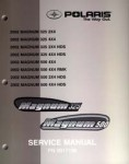 Official 2002 Polaris MAGNUM 325 500 Factory Service Manual