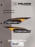 Used 2002 Polaris XPEDITION 325 425 ATV Factory Service Manual