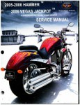 Official 2006 Victory Hammer Jackpot VX and Ness VX Factory Service Manual