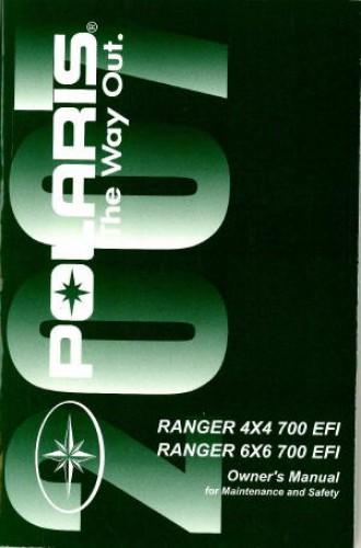 Download Free Polaris Ranger 700 Efi Parts Manual