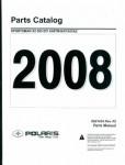 Official 2008 Polaris Sportsman X2 500 EFI Factory Parts Manual
