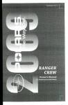 Official 2009 Polaris Ranger 4X4 700 EFI Crew Factory Owners Manual
